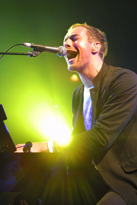 Chris Martin Photo